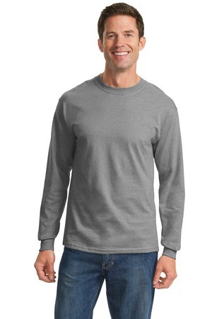 Long Sleeve T-Shirt ATHLETIC GREY